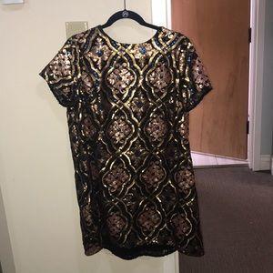 Show me your MuMu GORGEOUS sparkly dress